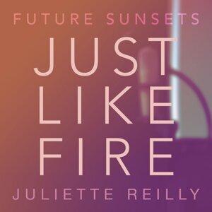 Future Sunsets, Juliette Reilly Foto artis