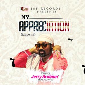 Jerry Arabian Foto artis