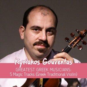 Kyriakos Gouventas 歌手頭像