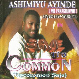 Ashimiyu Ayinde Foto artis