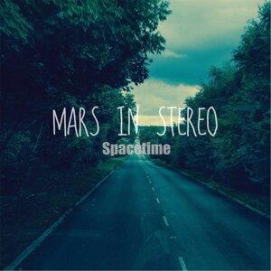 Mars in Stereo Foto artis