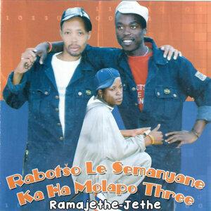 Rabotso Le Semanyae Ka Ha Molapo Three Foto artis