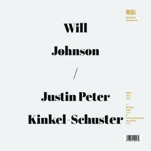 Will Johnson & Justin Peter Kinkel-Schuster Foto artis