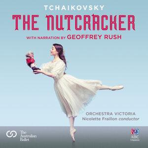 Geoffrey Rush, Nicolette Fraillon, Orchestra Victoria Foto artis