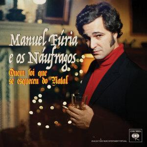 Manuel Fúria e Os Náufragos Foto artis