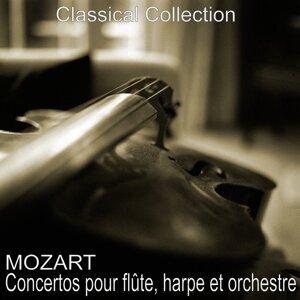 Orchestre Paul Kuentz, Paul Kuentz, Christian Lardé, Marie-Claire Jamet Foto artis