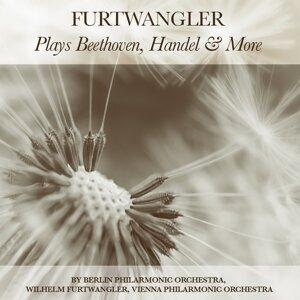 Berlin Philharmonic Orchestra, Wilhelm Furtwangler, Vienna Philharmonic Orchestra Foto artis