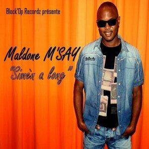 Maldone M'say Foto artis