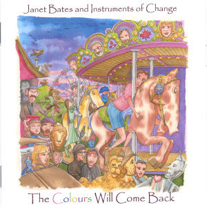 Janet Bates and Instruments of change Foto artis