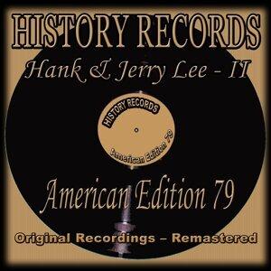 Hank Williams, Jerry Lee Lewis Foto artis