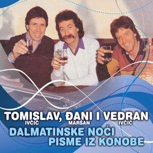 Tomislav Ivčić, Đani Maršan, Vedran Ivčić Foto artis