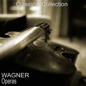 Symphony Orchestra, Alfred Scholz Foto artis