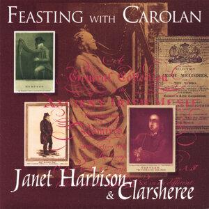 Janet Harbison & Clarsheree Foto artis