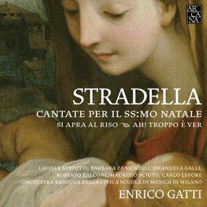 Enrico Gatti, Orchestra barocca della civica scuola di musica di Milano Foto artis