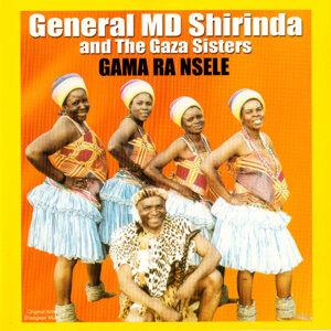 General MD Shirinda Foto artis