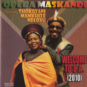 Opera Maskandi feat. Thokozani Mamkhize Ndlovu Foto artis