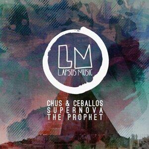 Supernova, DJ Chus, Pablo Ceballos Foto artis