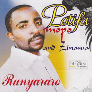 Potifa Mopo And Zinawa Foto artis