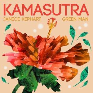 Janice Kephart, Green Man Foto artis