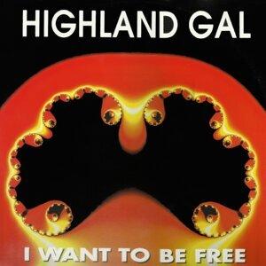 Highland Gal Foto artis