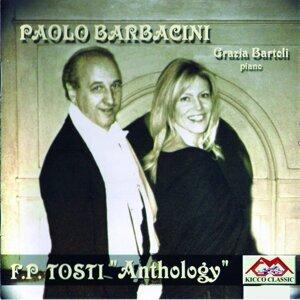 Paolo Barbacini, Grazia Bartoli Foto artis