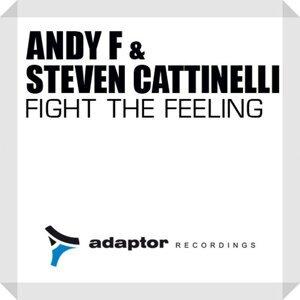 Andy F, Steven Cattinelli Foto artis