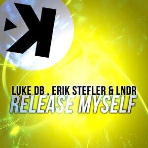 Luke DB, Erik Stefler, LNDR Foto artis