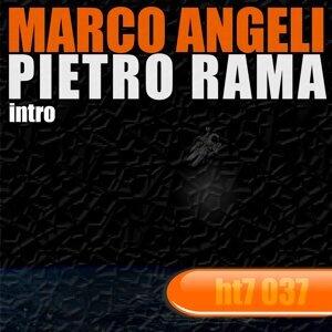 Marco Angeli, Pietro Rama Foto artis