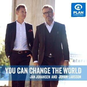 Jan Johansen, Johan Larsson Foto artis