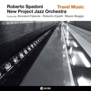 Roberto Spadoni, New Project Jazz Orchestra Foto artis