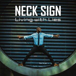 Neck Sign Foto artis
