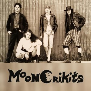 Mooncrikits Foto artis