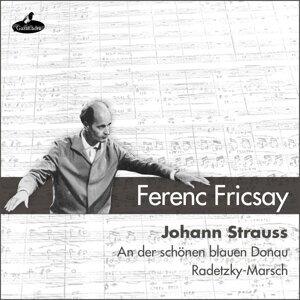Rias Symphonie-orchester, Ferenc Fricsay Foto artis