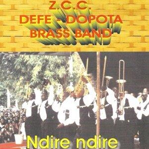 ZCC Defe Dopota Brass Band Foto artis