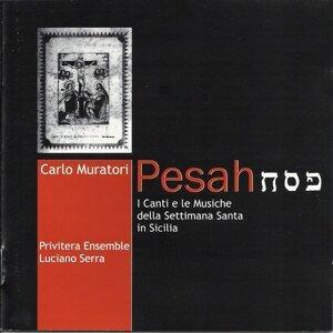 Carlo Muratori, Privitera Ensemble Foto artis