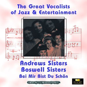 The Andrew Sisters, Boswell Sisters Foto artis