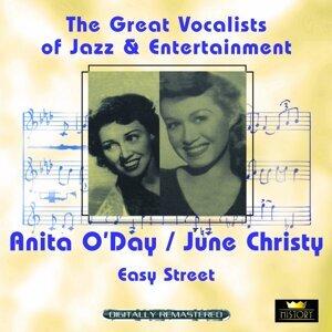 Anita O'Day, June Christy Foto artis