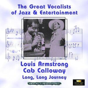 Louis Armstrong, Cab Calloway Foto artis