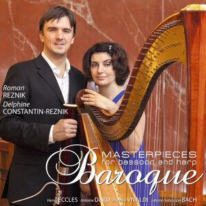 Roman Reznik, Delphine Constantin-Reznik Foto artis