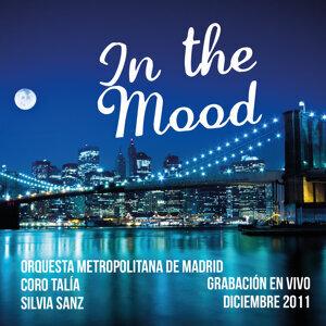 Orquesta Metropolitana de Madrid, Coro Talía & Silvia Sanz Foto artis