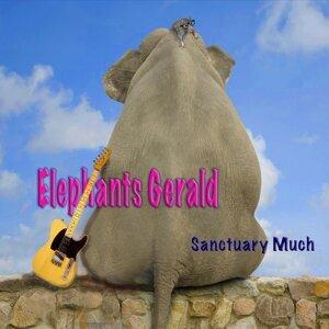 Elephant's Gerald Foto artis