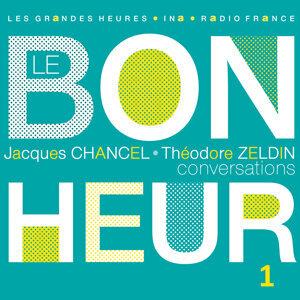 Jacques Chancel, Théodore Zeldin Foto artis