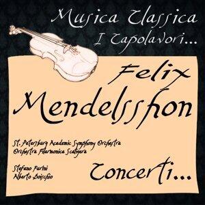 St. Petersburg Academic Symphony Orchestra, Stefano Furini, Alexander Dmitriev, Alberto Boischio Foto artis