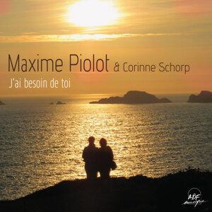 Maxime Piolot, Corinne Schorp Foto artis