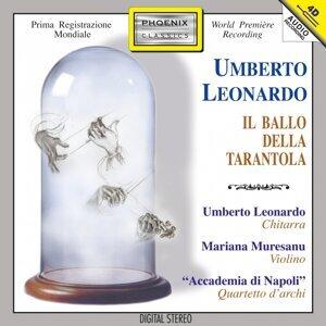 Umberto Leonardo Foto artis
