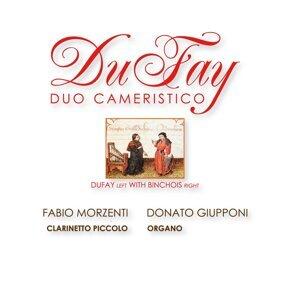 Duo Cameristico DuFay, Fabio Morzenti, Donato Giupponi Foto artis
