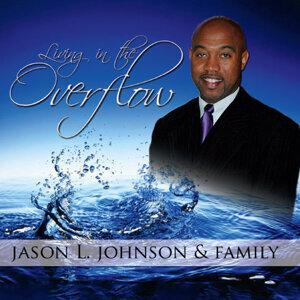 Jason L. Johnson and Family Foto artis