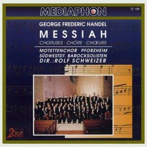 Pforzheim Motet Choir, Southwest German Baroque Soloists & Rolf Schweizer Foto artis