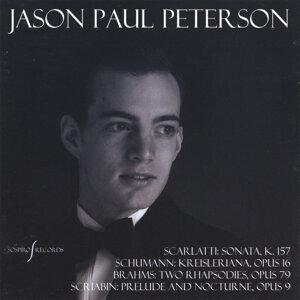 Jason Paul Peterson Foto artis