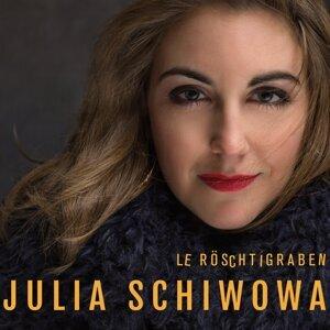Julia Schiwowa Foto artis